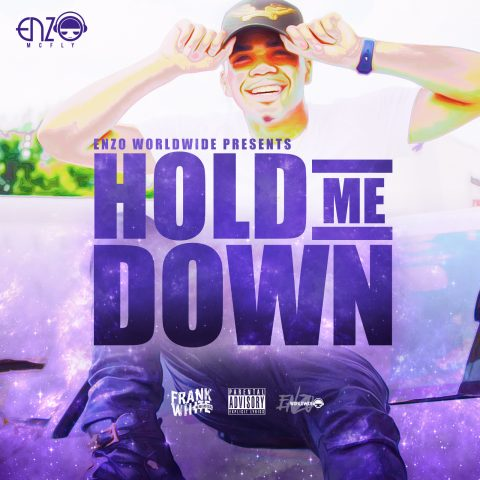 Hold Me Down - cover